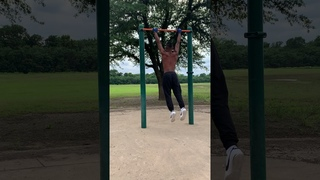 I Tried Doing a Muscle Up...