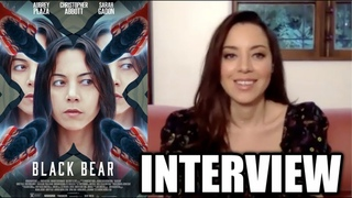 BLACK BEAR Interview: Aubrey Plaza on Whether It's Drama or Comedy That's More Cathartic