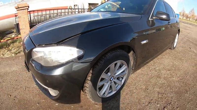 2010 BMW 523i POV TEST DRIVE