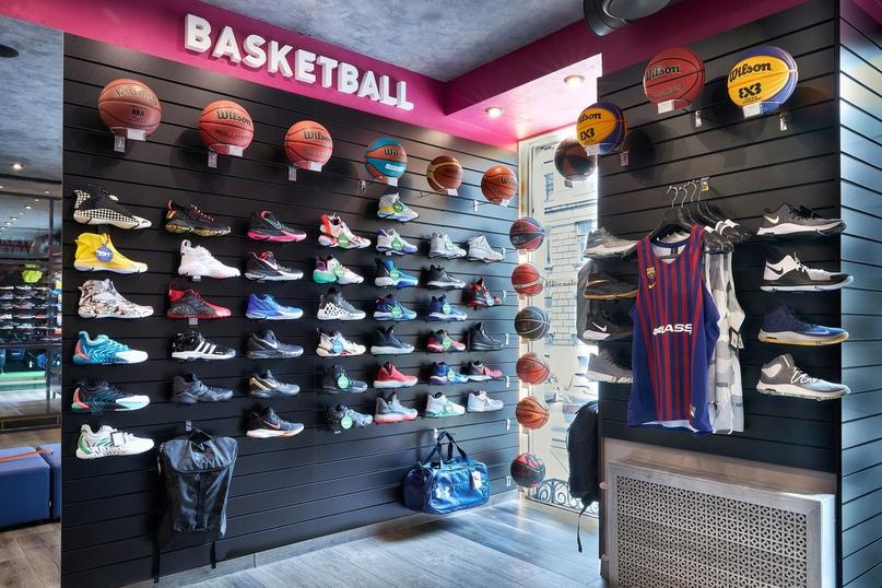 Отдел «Баскетбол»