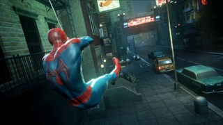 Playing as Spider-Man in Marvel Future Revolution!