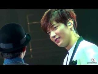 140118 Lee Minho My Everything Encore in Seoul [MC+Gwiyomi]