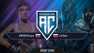 Vityaz vs Lirilex   ACCURSED CORP - GROUP STAGE   FT3