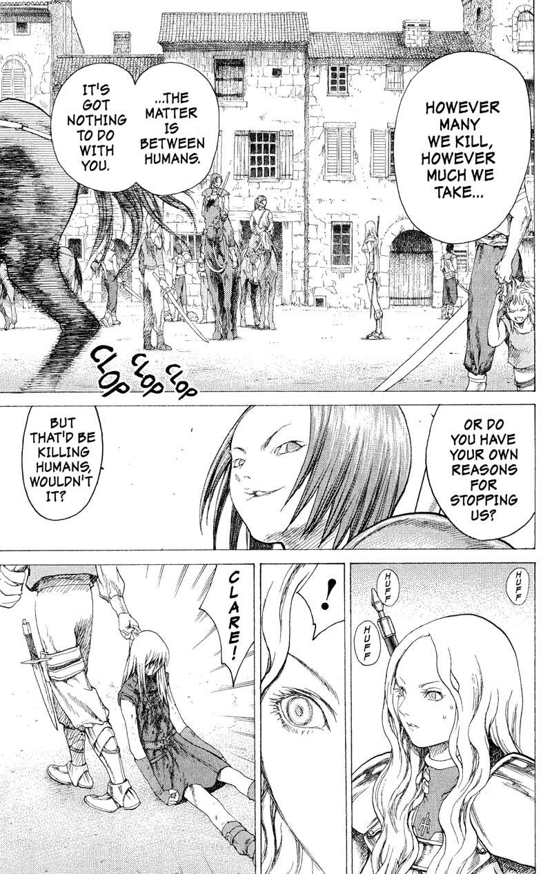 Claymore, Chapter 16, image #31