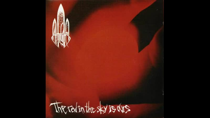 At the Gates The Red in the Sky Is Ours 1992