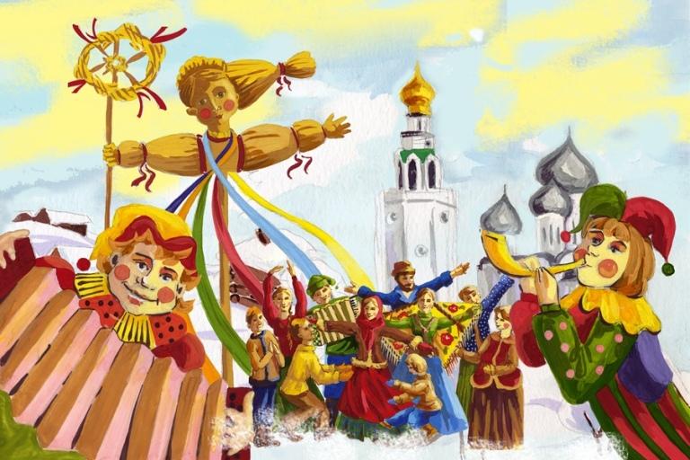 В Ярославле подведут итоги конкурса масленичных кукол «Краса Масленица – 2020»