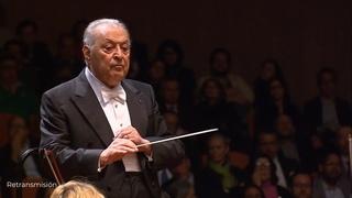 Haydn's Concertante & Mahler's Titan - Zubin Mehta & IPO at Teatro Mayor, Bogotá, Colombia