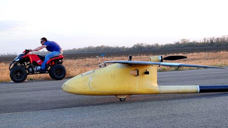 Научили летать беспилотник но вот сколько он КУШАЕТ на минималках