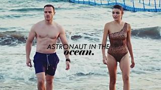 eda & serkan - astronaut in the ocean