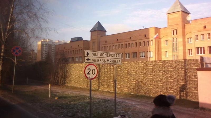 Отправляемся из Агрогородка Балашихи в Москву на автобусе №142