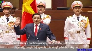 Phạm Minh Chính Tái Đắc Cử Thủ Tướng