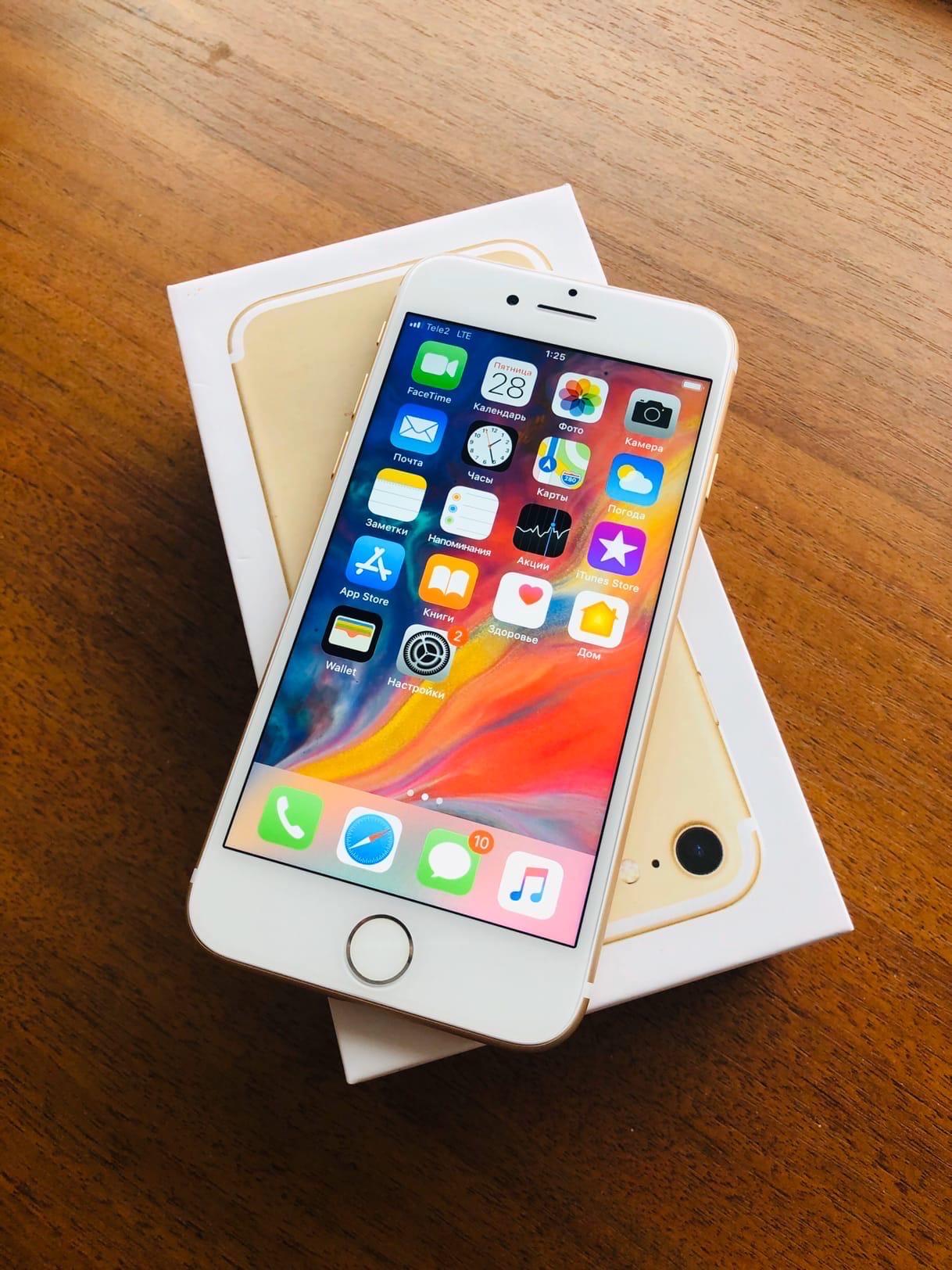 iPhone 7 на 32 Оригинальный  Состояние | Объявления Орска и Новотроицка №2477
