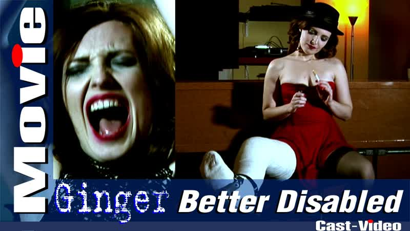 Cast-Video - Movie - Ginger Better Disabled - LLC LLWC - FREE PREVIEW