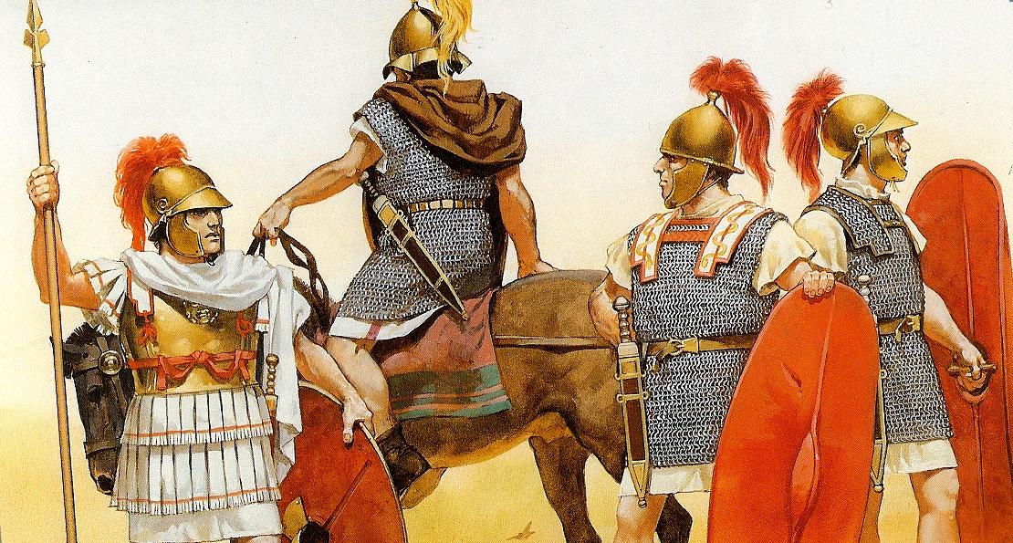 Солдаты Рима