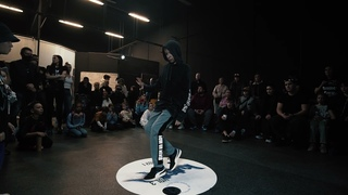 Попов vs Малая 1/8 HIP-HOP KIDS | KULTURA BATTLE Vol.3