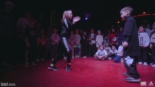 Арсений vs Milli | 1/8 Final | Hip-Hop Kids | LEVEL BATTLE