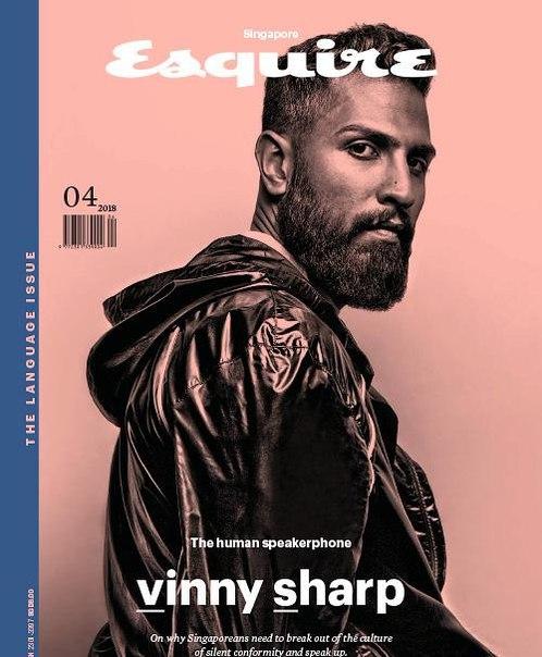 Esquire Singapore - April 2018
