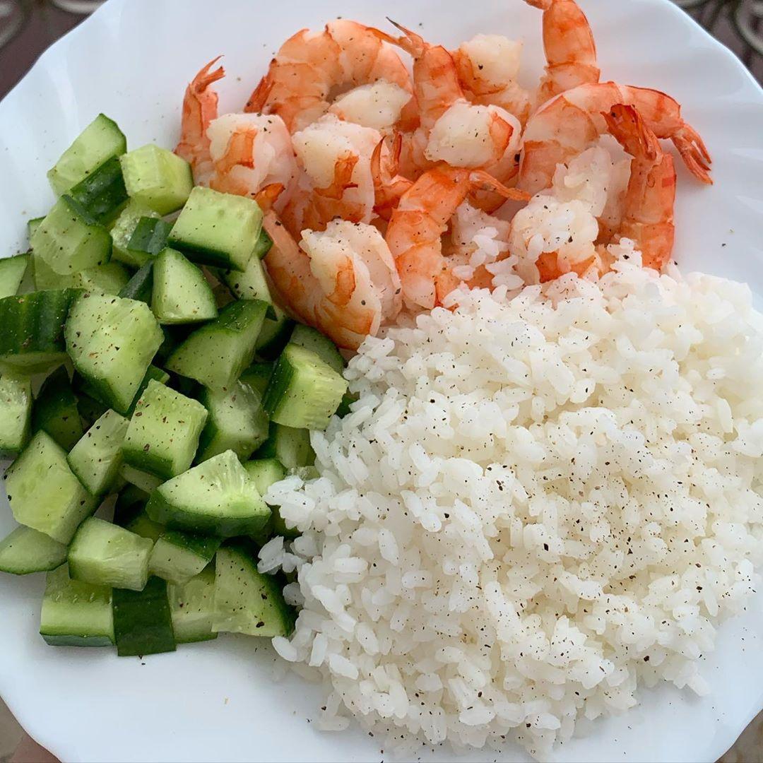 Отличный пример того, каким легким и вкусным может быть правильное питание 🤗