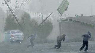 20 minutes of Nature's fury !! Strongest storm hit city of Chihuahua in Mexico !