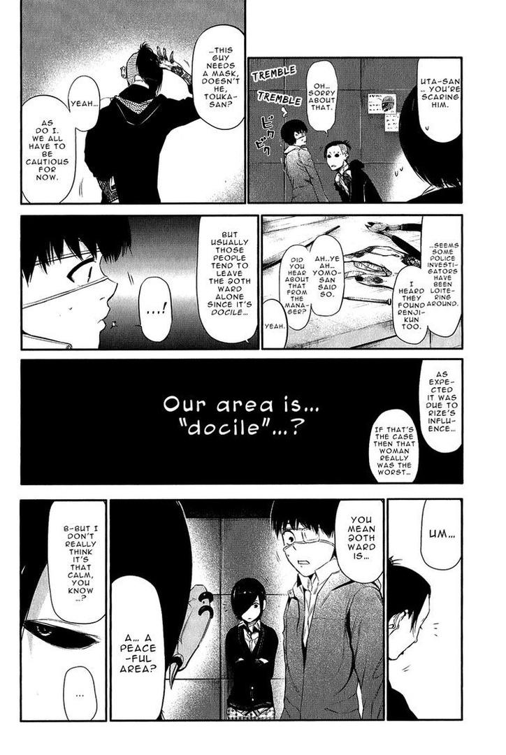 Tokyo Ghoul, Vol.2 Chapter 11 Mask, image #12