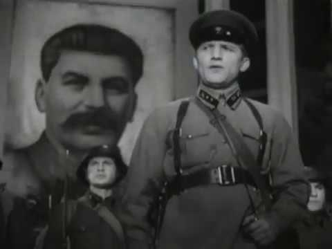 Soviet song 1941 We are the Masters of War english subtitles