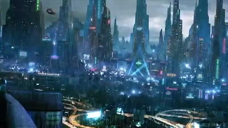Cyberpunk Atmosphere [v2]