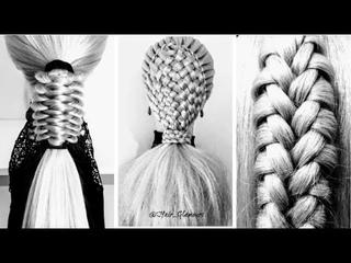 3 Really Easy Braid Techniques  / Hair Glamour  / braids
