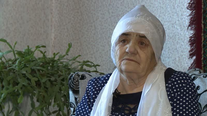 Эмине Сафуеву депортация разлучила с Родиной, лишила отца и двух сестёр