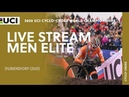 NEW Live – Men Elite | 2020 UCI Cyclo-cross World Championships, Dubendorf (SUI)