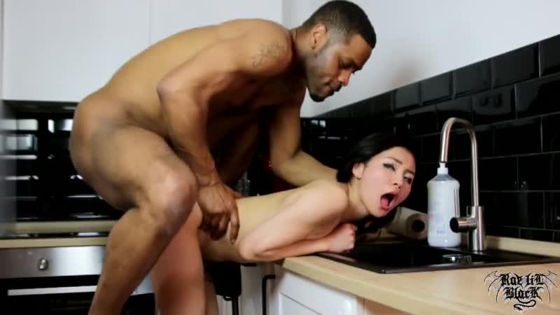 Big Ass Asian Bbc Threesome