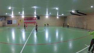 Матч за 3-е место. Вторая лига. Витязь - 82 СРЗ 4-3 (2-2)