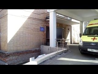 Ремонт центральной больницы - успеть до боя курантов! Чиновники обещали завершить всё до конца года