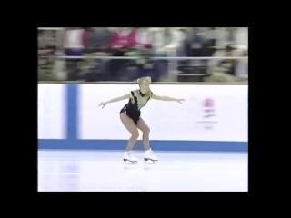 Tonya harding - 1992 albertville olympics exhibition